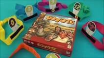 """Vidéorègle #397: La règle du jeu de société """"Coyote"""" expliquée en vidéo"""