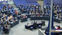Wolfgang Thierse - Abschied aus dem Bundestag 03.09.2013