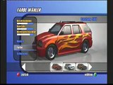 Burnout 2: Point of Impact - Custom Cars Skins/Colors Xbox version