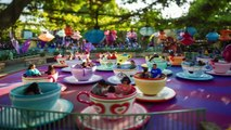 Disneyland Park Tilt-Shift | Disneyland Resort | Disney Parks