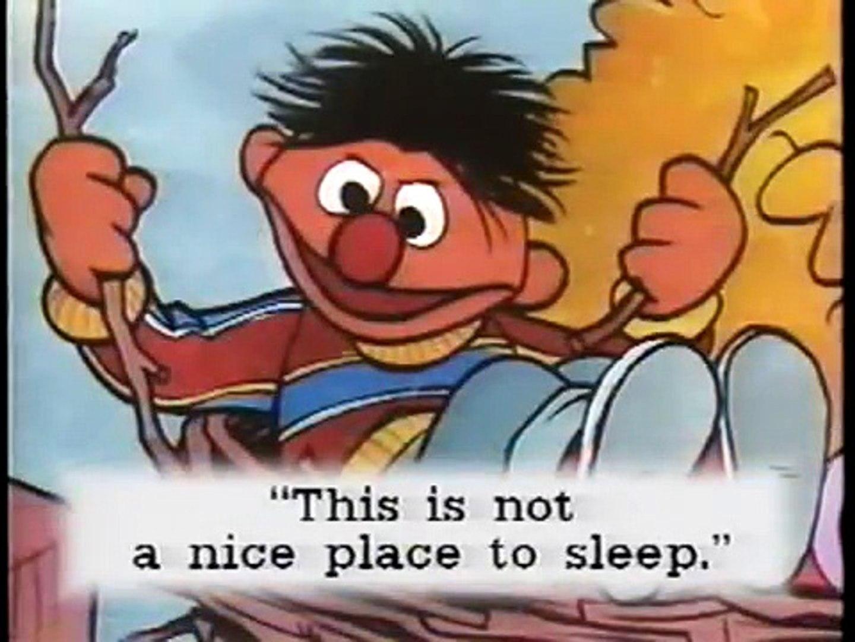 Sesame Street: Start-To-Read Video - Ernie's Big Mess