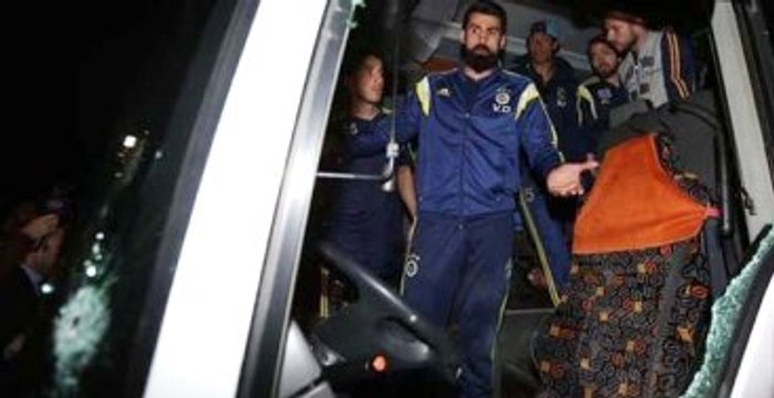 Fenerbahçe Saldırısı Dış Basınında Gündemine Oturdu