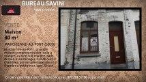 A vendre - Maison - MARCHIENNE-AU-PONT (6030) - 80m²