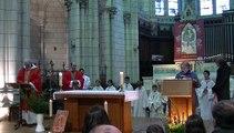 Cérémonie des Rameaux  Eglise St Nicolas