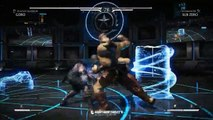 Mortal Kombat X - Goro Gameplay
