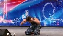 Dean Wilson singer/dancer | Britains got talent 4th week