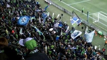 Seattle Sounders - Houston Dynamo 2