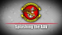 Splashing the AAV