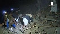 Υεμένη: Συνεχίζονται οι αεροπορικοί βομβαρδισμοί κατά των Χούτι
