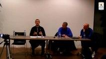 15-01-2015 - Les aspects pédagogiques en Basket-Ball - Pierre Vincent (conférence) 1sur2
