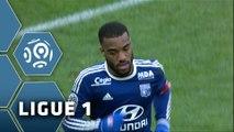 But Alexandre LACAZETTE (39ème pen) / EA Guingamp - Olympique Lyonnais (1-3) - (EAG - OL) / 2014-15