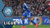 But Clinton NJIE (61ème) / EA Guingamp - Olympique Lyonnais (1-3) - (EAG - OL) / 2014-15