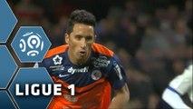 But Lucas BARRIOS (69ème pen) / Montpellier Hérault SC - SC Bastia (3-1) - (MHSC - SCB) / 2014-15
