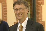 Bill Gates felicita a sus empleados a través de una carta