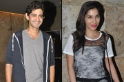 Bollywood celebs at the screening of 'Dharam Sankat Mein'