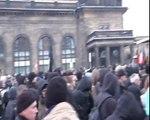 Trauermarsch Dresden 13.2.2010: Frank Rennicke & Björn Clemens