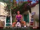 KIANA'S FLEX APPEAL - KIANA TOM - HOME GYM WORKOUT - Fitness Muscle Female Bodybuilding Workout