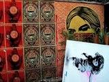London Street Art and Graffiti, 2011 - Banksy street art, Eine, Roa, Stik and more