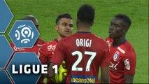 LOSC Lille - Stade de Reims (3-1)  - Résumé - (LOSC-SdR) / 2014-15