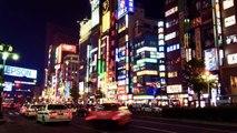 Токио - город мечты (Самые красивые места Токио в HD) #7