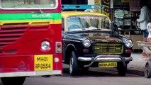 Bombay Taxi Art - Mumbai India