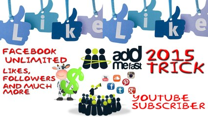 Addmefast unlimited points 2015 Facebook unlimited likes