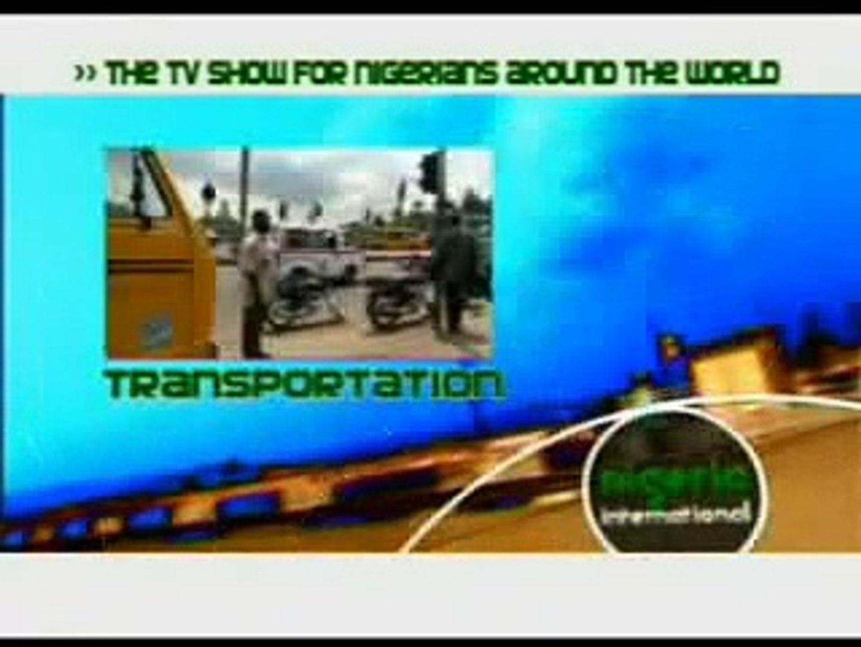 TV Show Nigeria International - this day music festival