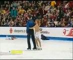 2007 Skate Canada - The fall of Denis & Melissa