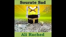 Sourate Sad - Ali Rached