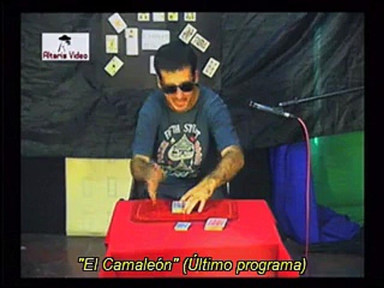 Truco de magia: El Camaleón (Vivo, Último Programa, 04/04/2015)