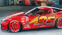 Midnight Club Los Angeles - Cars 2 Lightning Mcqueen Corvette Z06 Tuning Very Funny Cars 2 HD !!!!