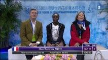 ChM 2015 Patinage artistique - libre dames (Meité et les 2 meilleures)