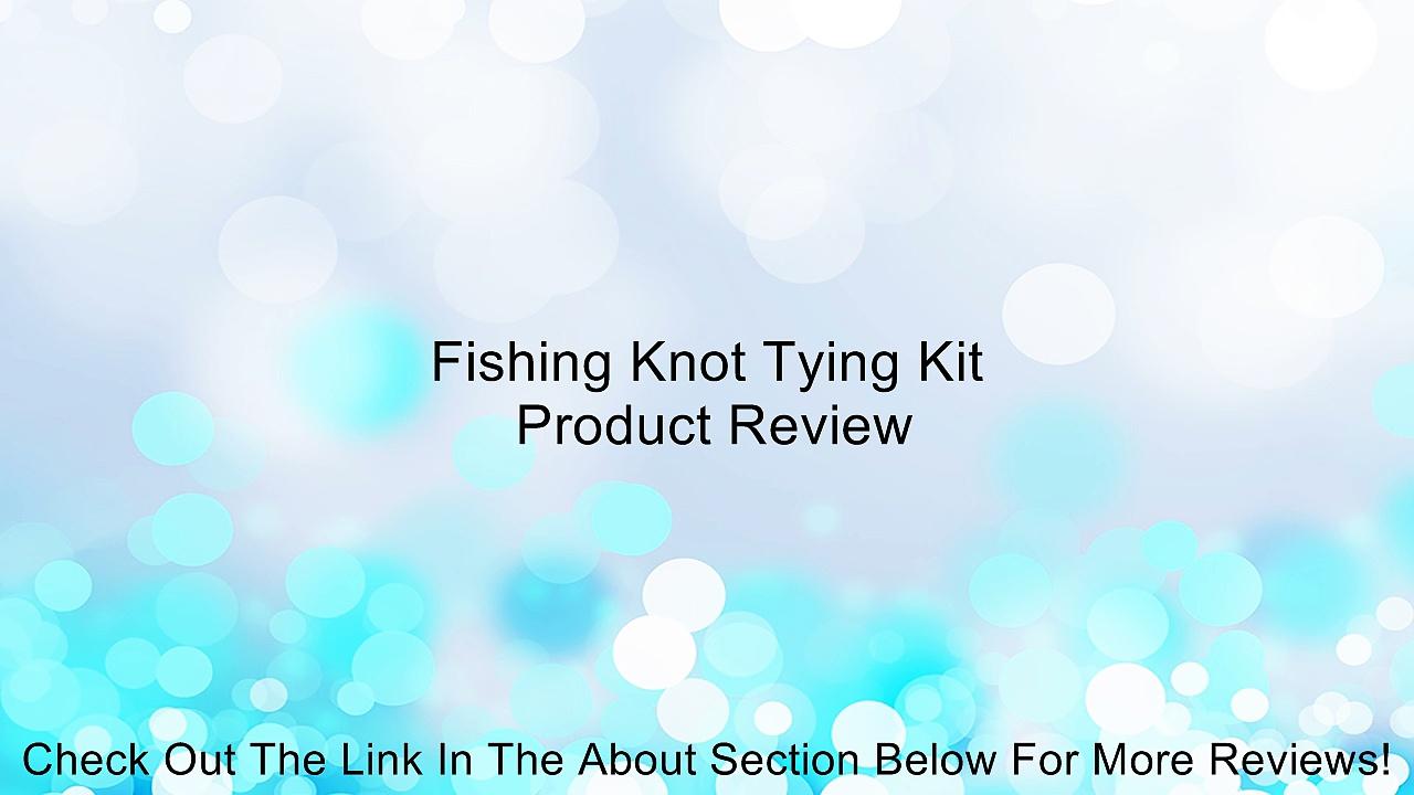 Fishing Knot Tying Kit Review