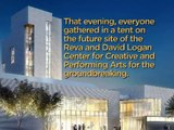 Logan Arts Center Groundbreaking Ceremony - Highlights