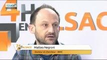 La recherche contre le sida en Alsace