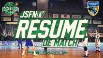 Résumé - JSF Nanterre vs Châlons-Reims (05/04/15) (Pro A - J27)