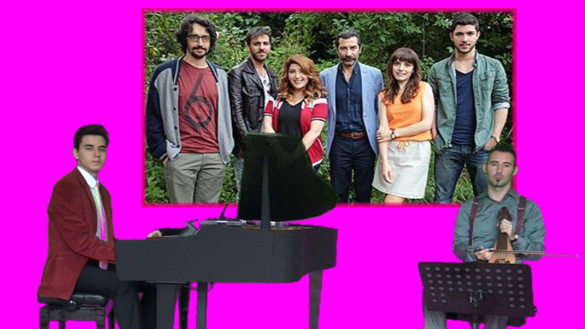 Jenerik Müzik ULAN İSTANBUL Dizi Film Müziği Star Tv Piyano Klasik Kemençe Genç Piyanist Müzisyen Mü