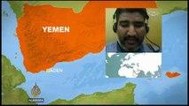 Civilians caught up in Aden fighting