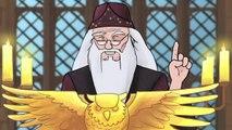 Как должен был закончиться 'Гарри Поттер'