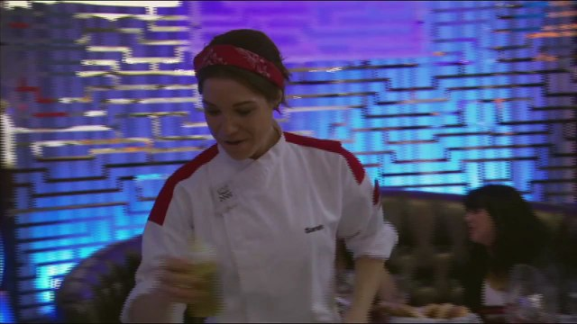 HELL'S KITCHEN   Adam Devine Dines In Hell's Kitchen from  17 Chefs Compete    FOX BROADCASTING