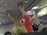 Hilarious Westjet Flight Attendant
