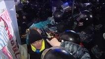 Розгін Євромайдану Київ 30.11.2013 Kyiv ARD German TV