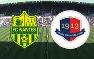 Le résumé du match FC Nantes - SMCaen