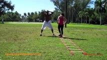 Basketball Conditioning & Training - Bodyweight Squats, Pulses & Sidewalks | Dre Baldwin