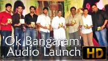 'Ok Bangaram' Audio Launch