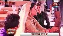 Yeh Rishta Kya Kehlata Hai 6th April 2015 Akshara Aur Naitik LEAP Ke Bad Phir Bane Dulha Dulhan