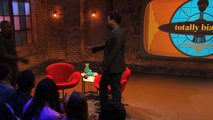Totally Biased - Kamau Chats with Comedian Hannibal Buress
