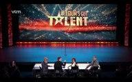 Wrestling on Belgium's Got Talent 2015