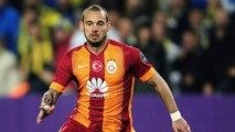 Quand Wesley Sneijder mystifie trois adversaires !