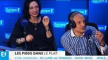 Ambiance pompette dans les Pieds dans le Plat - Cyril Hanouna